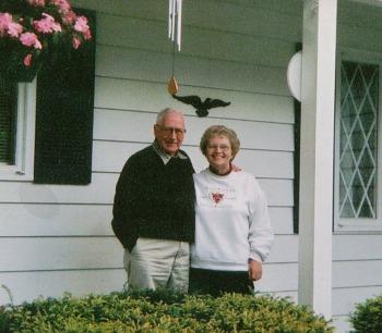 Sandy and Pat MacLean