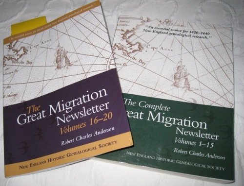 The Great Migration Newsletter, vol. 1- 15 and vol. 16-20