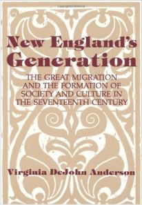 New Englands Generation