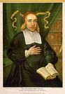 Rev. John Cotton, and preacher that inspired Anne Hutchinson (Library of Congress)