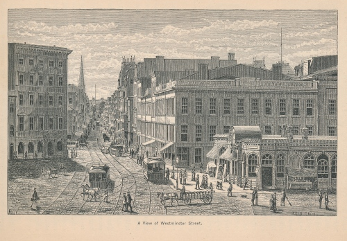 A View of Westminster Street, p. 200