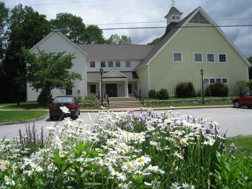 Ashford, Connecticut town hall, June, 2013