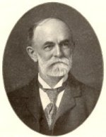 Benjamin's great grandson Randall Spaulding (son of Daniel) who became the superintendent of Schools of Montclair, New Jersey in the late 1800's.  Picture from Brewer's Directory of School Superindentents and Normal Principals, Chicago, 1907.