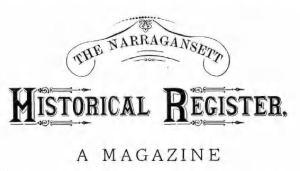 Narragansett Historical Register logo
