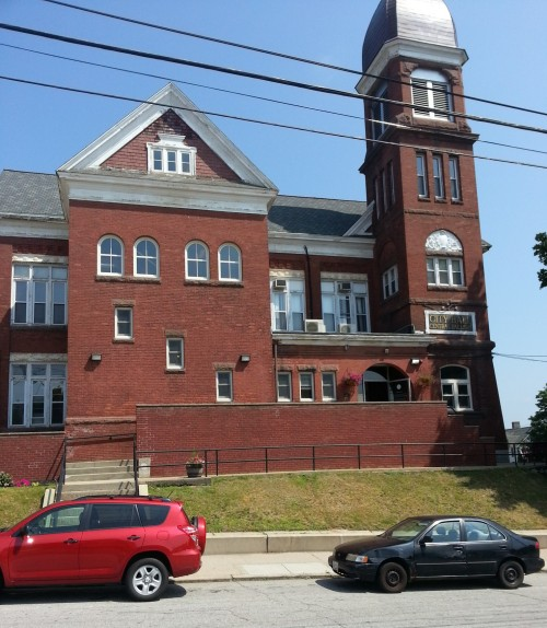 A Visit to Central Falls City Hall