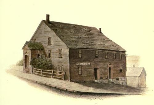 The Old Town House