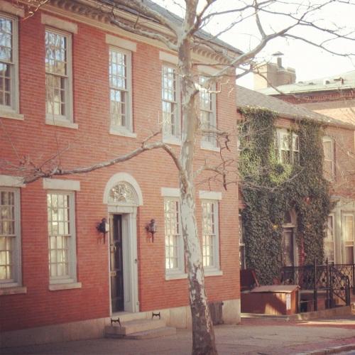 South Main Street historic area, Providence