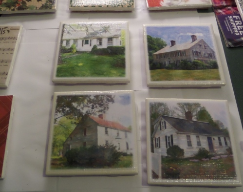 Some historic houses owned by my direct ancestors