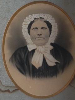 Elizabeth Hardacker Anderson, 1789-1871