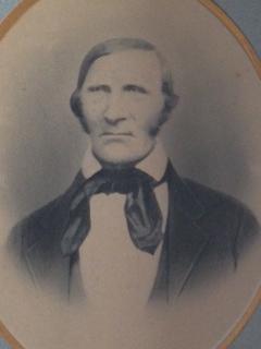 John Secomb Anderson, 1790-1869