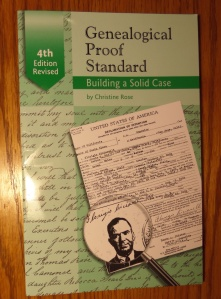 Genealogical Proof Standard, 4th Edition