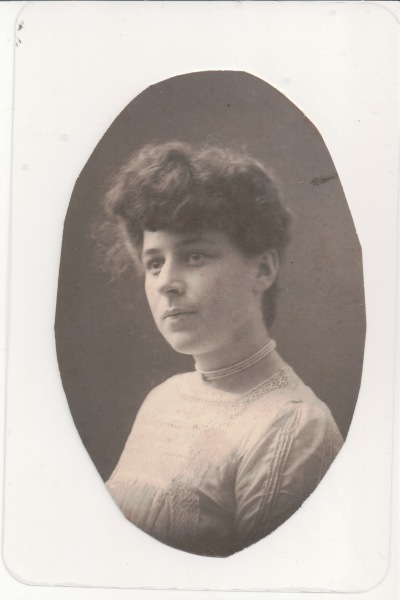 Jo-Anne's beautiful grandmother, Margaret MacLean, R.N.