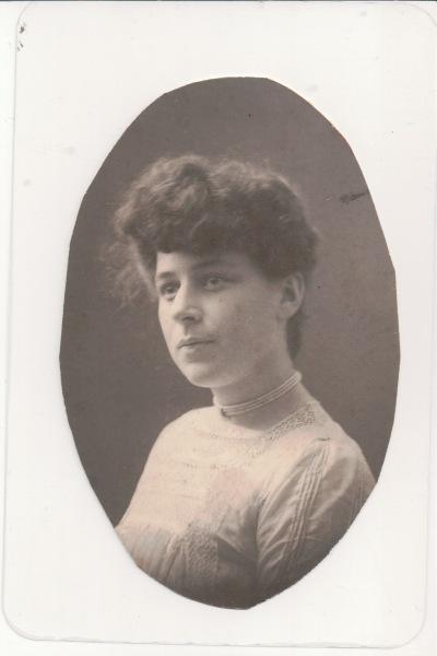 Jo-Anne's beautiful grandmother, Margaret MacLean, R.N.