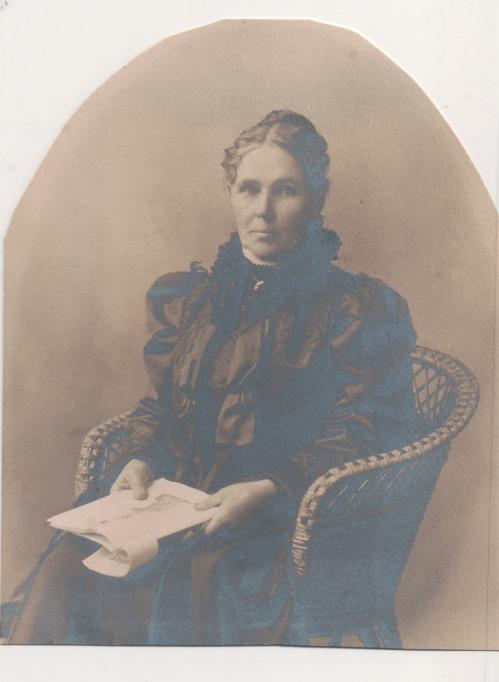Sarah (MacLean) MacLean.  Used with permission of Jo-Anne MacDonald Wood.