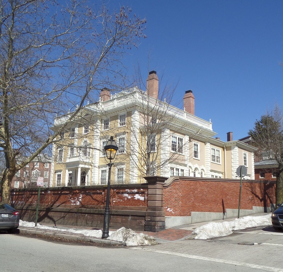 Historic Benefit Street boasts colonial charm and and some especially fabulous historic houses.
