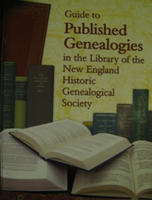 Guide to Published Genealogies