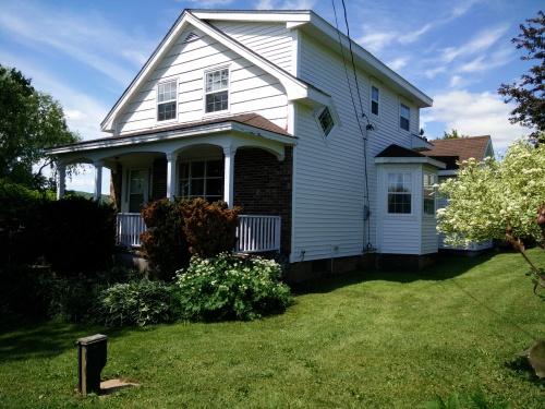 The Perez Martin house.