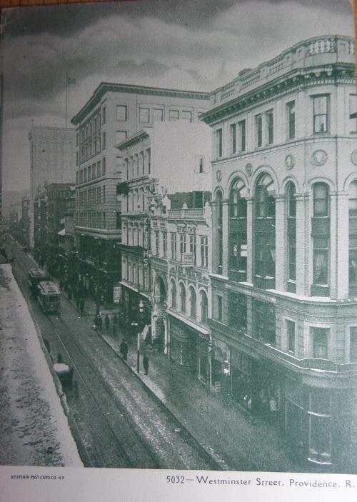 Westminster Street, Providence