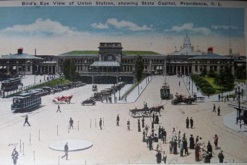 Union Station, Providence