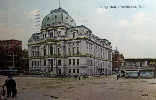 City Hall, Providence