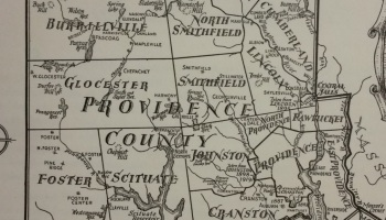 Index Map of the City of Providence, 1881 | One Rhode Island Family