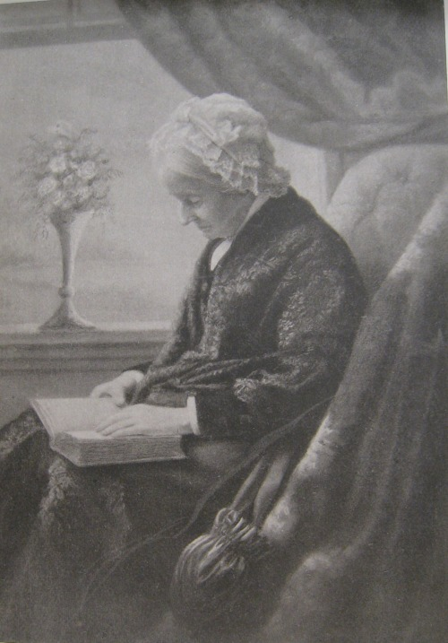 Eliza Ballou Garfield , from An Elaborate History and Genealogy of the Ballous, p431