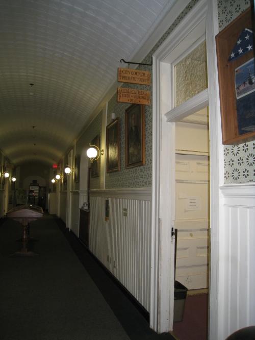 Vital Statistics Office, Warwick City Hall.