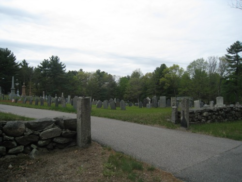 West Wrentham Cemetery