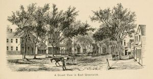 East Greenwich, from Picturesque Rhode Island. P245