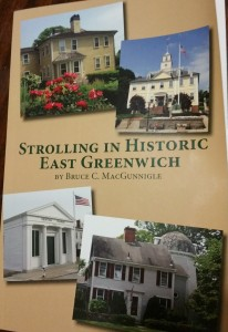 Bruce McGunnigle's recent guide to historic East Greenwich is helpful for pinning down locations of property. The East Greenwich Free Library provides additional manuscript materials.