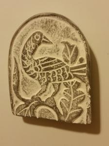 I love the gavestone art from Gravestone Girls.